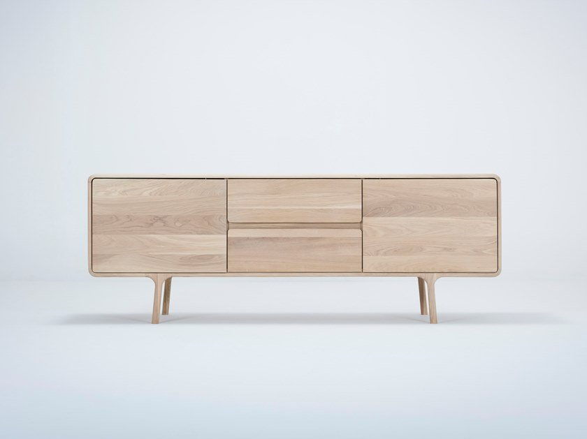 Mobile TV / madia in rovere FAWN | Madia by Gazzda