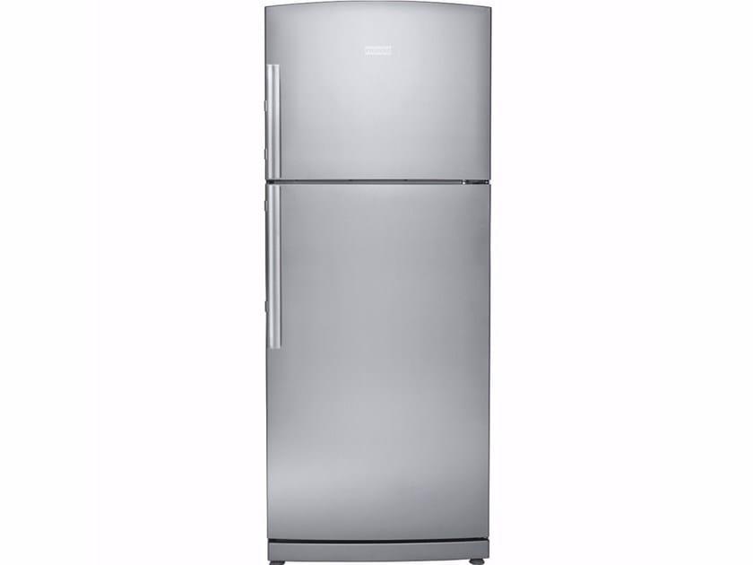 Kühlschrank Freistehend : Doppeltüren freistehender kühlschrank aus edelstahl mit