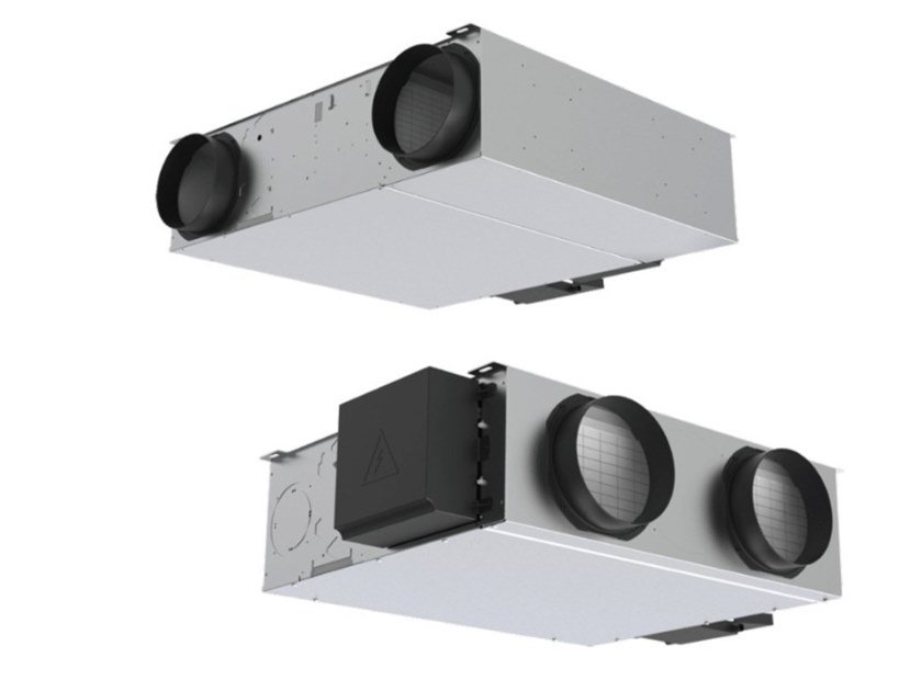Built-in fan coil unit FCY / FCYI by AERMEC
