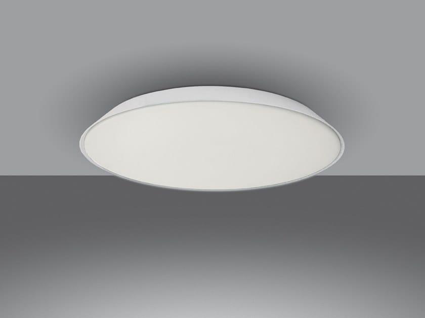 LED direct light methacrylate ceiling lamp FEBE | Ceiling lamp by Artemide