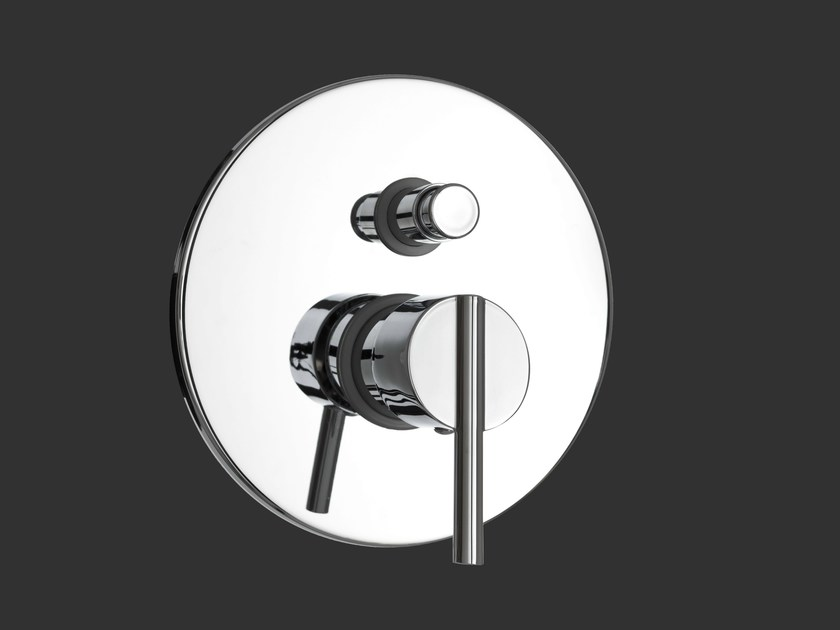 Shower mixer with diverter FEBO T | Shower mixer by Signorini
