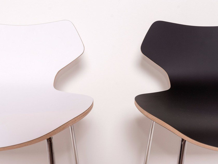 Contemporary style wood-product chair FENIX NTM® Structure for chairs by FENIX NTM