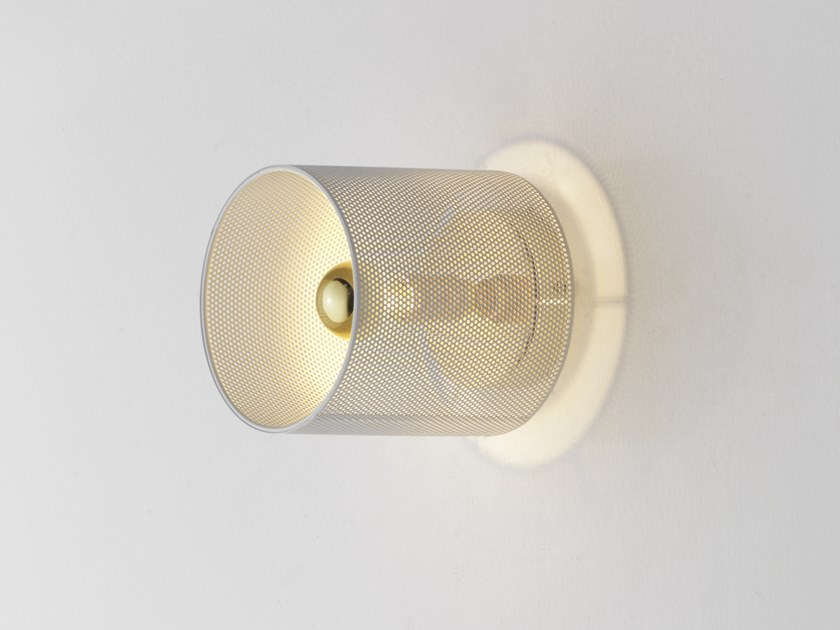Metal wall lamp FER | Wall lamp by Aromas del Campo