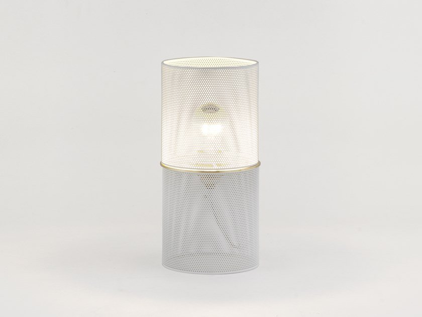 Metal table lamp FER | Table lamp by Aromas del Campo