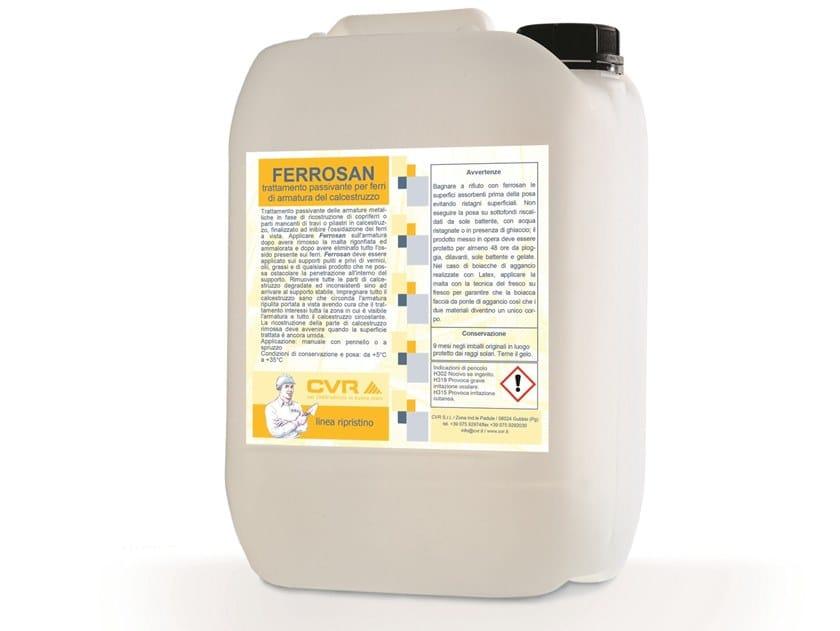 Anti corrosion product FERROSAN by CVR