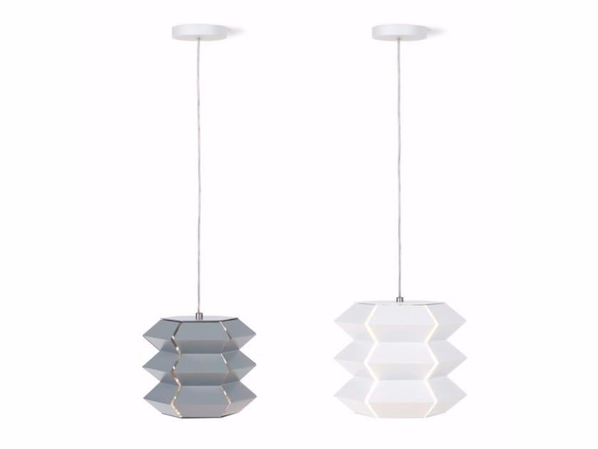 LED plate pendant lamp FEZ by ALMA LIGHT
