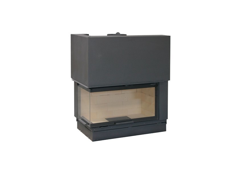 Corner Fireplace insert FH1200VLG by Axis