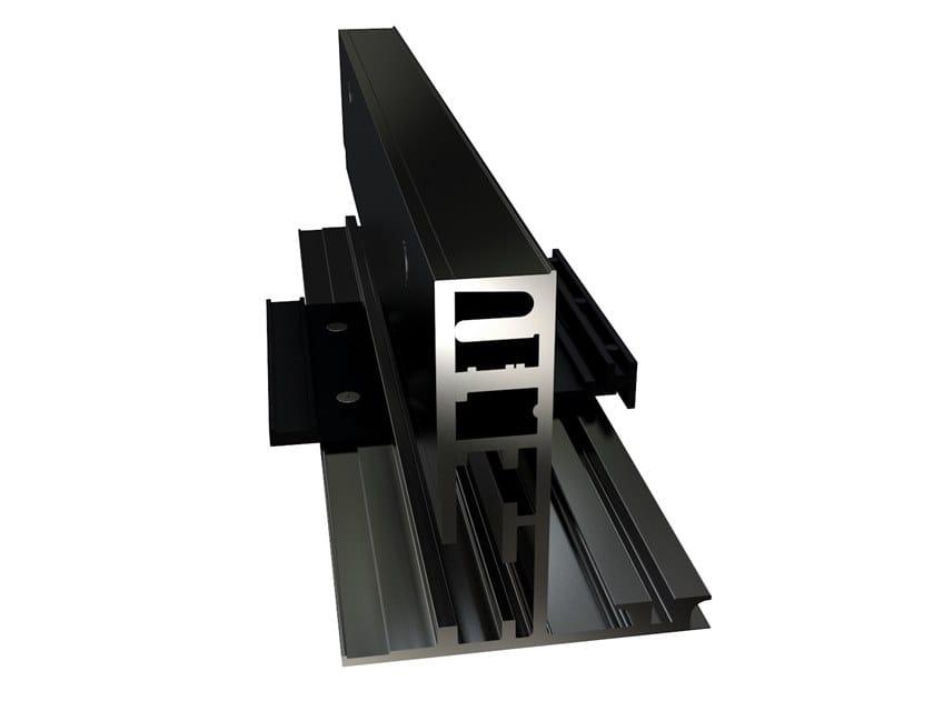 Flooring profile FHB-DB by Knauf Italia