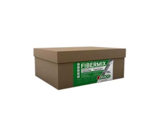 Reinforcing fibres FIBERMIX FLOW by DRACO ITALIANA