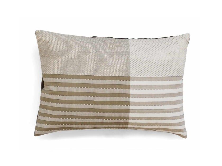 Rectangular cotton cushion FIBONACCI 35 x 50 by Vij5