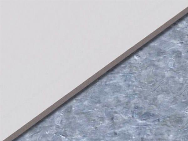 Moisture resistant gypsum plasterboard FIBRANgyps V by Fibran