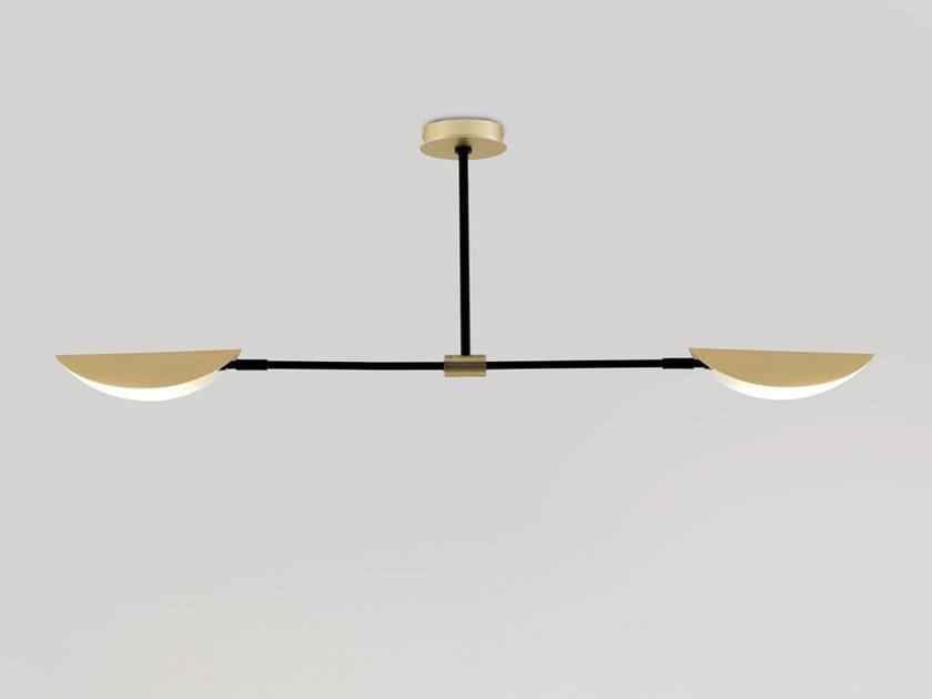 Metal ceiling lamp FICUS | Ceiling lamp by Aromas del Campo