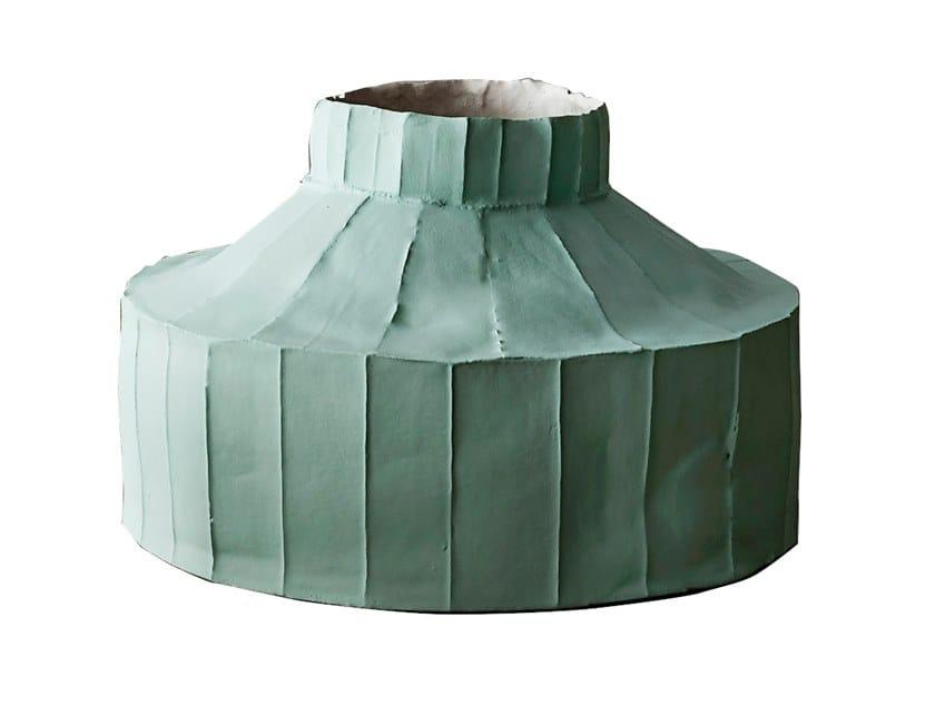 Ceramic vase FIDE | Vase by Paola Paronetto
