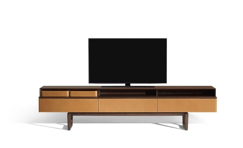 Fidelio Tv Cabinet By Poltrona Frau