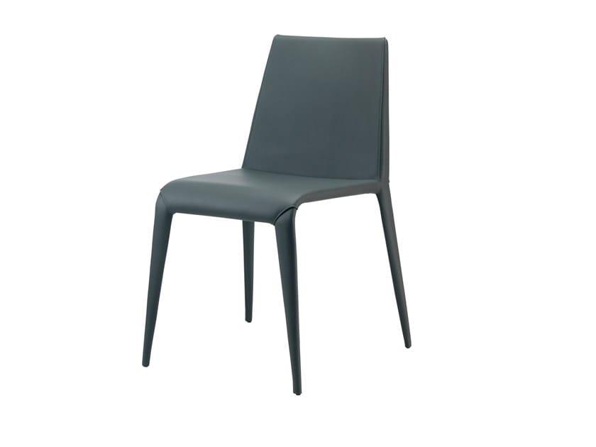Upholstered chair FILÈ | Chair by Albaplus