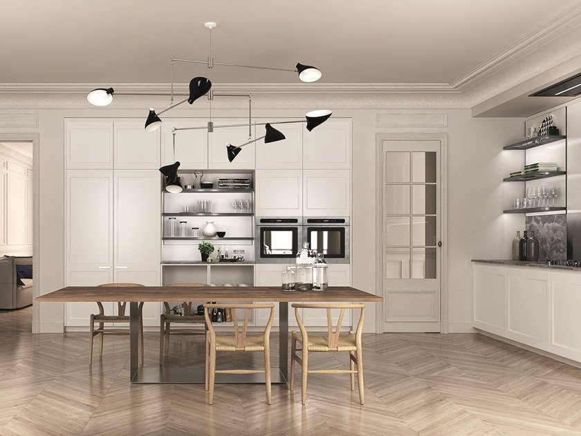 antis kitchen furniture euromobil design euromobil. Lacquered Linear Fitted Kitchen FILÒ | By Euromobil Antis Furniture Design A