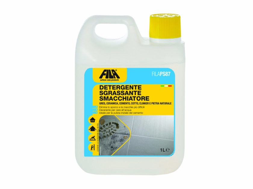 Degreasing cleaner wax remover FILA PS87 by Fila