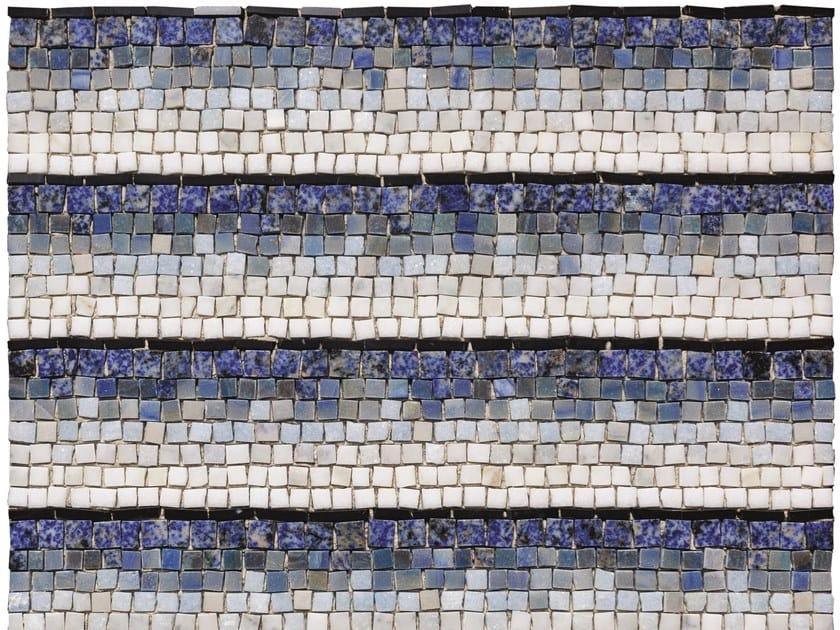 Marble mosaic FILARE by FRIUL MOSAIC
