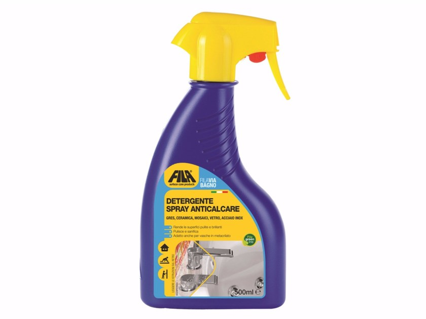 Concentrated bathroom spray cleaner FILAVIA BAGNO by Fila