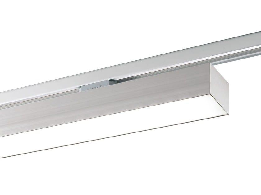 Extruded aluminium Track-Light FILE 2 | Track-Light by LUCIFERO'S