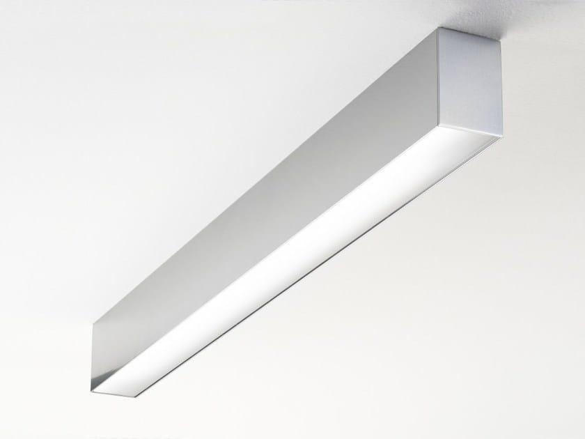 Extruded aluminium ceiling lamp FILE   Ceiling lamp by LUCIFERO'S