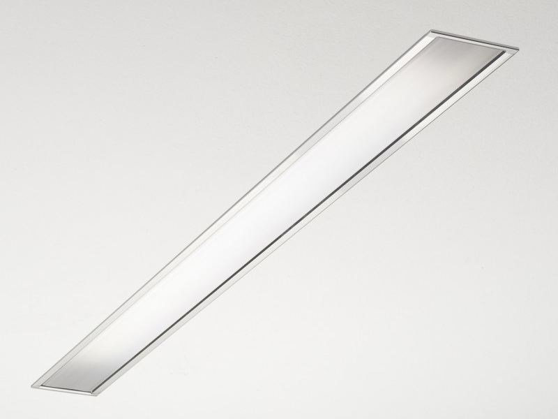 Recessed extruded aluminium ceiling lamp FILE | Recessed ceiling lamp by LUCIFERO'S