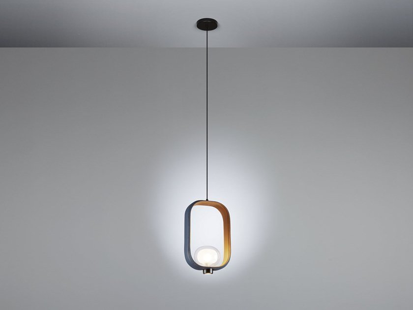 Painted metal pendant lamp FILIPA | Pendant lamp by Tooy