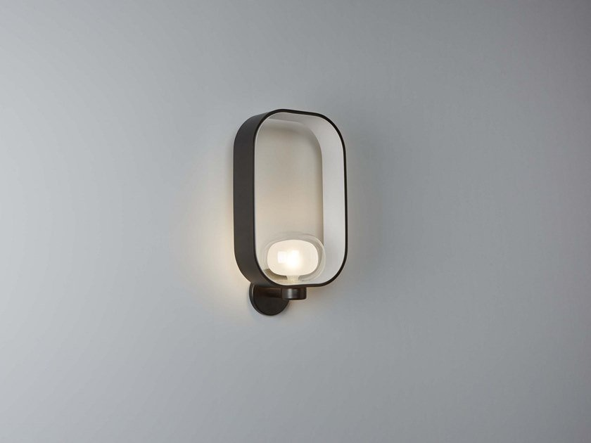 LED painted metal wall lamp FILIPA | Wall lamp by Tooy