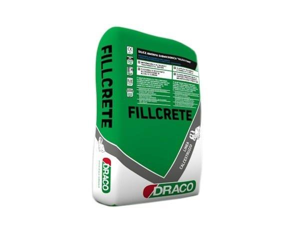 Additive for cement and concrete FILLCRETE by DRACO ITALIANA