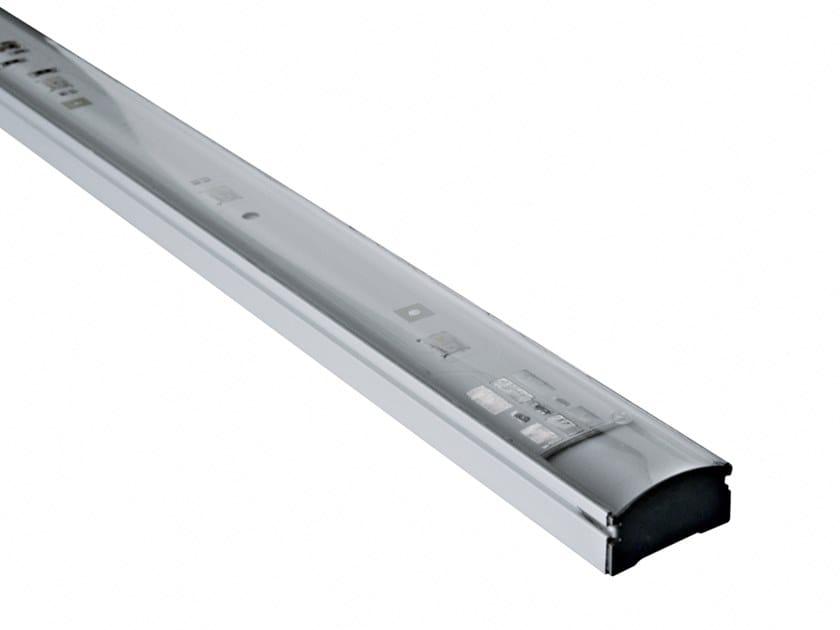 Profilo lineare per esterno in alluminio FILO by Aldabra