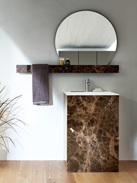 FILOLUCIDO | Mensola bagno