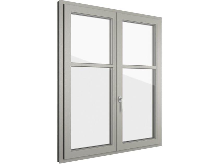 FIN-72 Slim-line alluminio-PVC