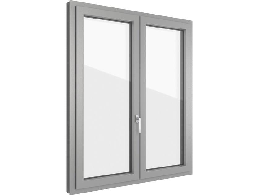 PVC window FIN-90 Nova-line Plus PVC-PVC by FINSTRAL