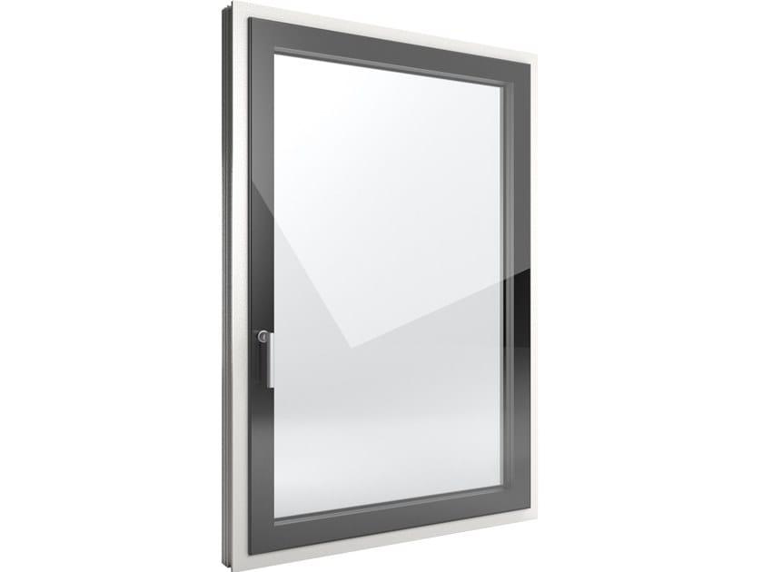 Fenster aus PVC FIN-90 Slim-line Cristal PVC-PVC By FINSTRAL