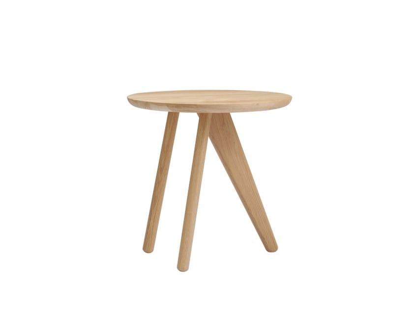 Tavolino rotondo da salotto FIN | Tavolino rotondo by NORR11