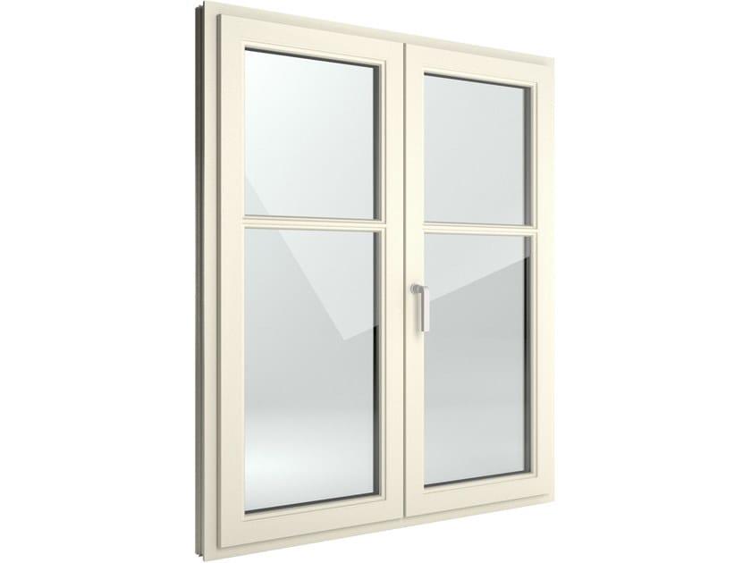 Finestra semicomplanare di sicurezza in PVC FIN-Window Step-line PVC-PVC by FINSTRAL