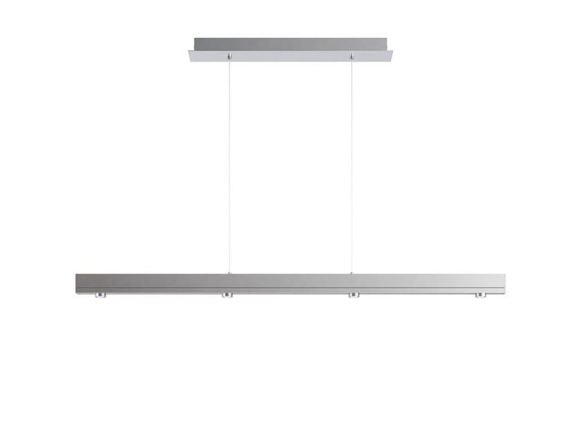 LED aluminium pendant lamp FINA | Pendant lamp by Estiluz