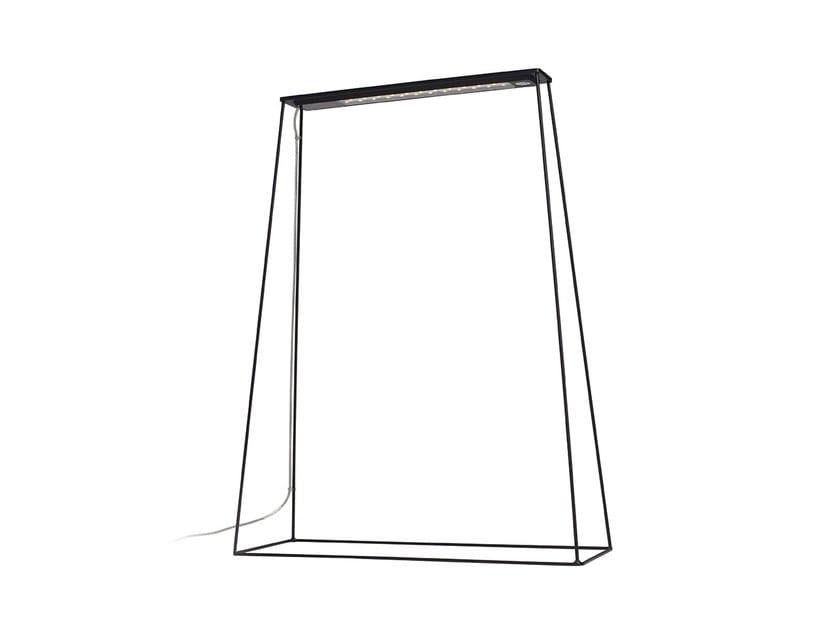 LED steel desk lamp FINE 400 by ARPEL Lighting