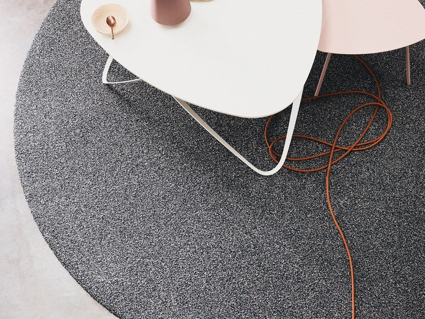 Solid-color rug FINE 800 | Solid-color rug by OBJECT CARPET