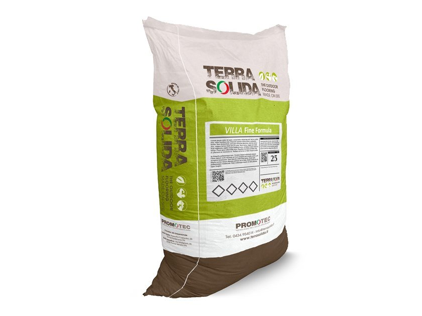 Ground and foundation consolidation FINE FORMULA by Terra Solida