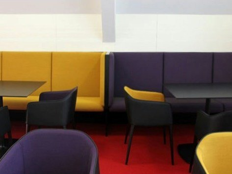 Needled flooring FINETT VISION color neue Farben by FINDEISEN