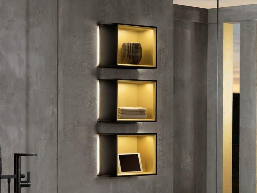 Finion open bathroom cabinet by villeroy boch - Villeroy and boch bathroom cabinets ...