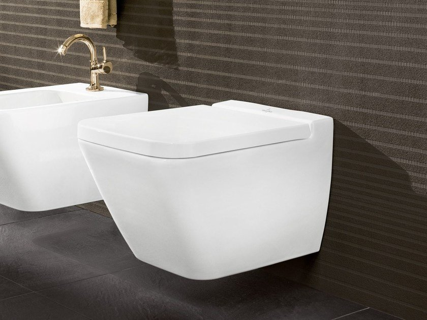 FINION | Hängendes WC By Villeroy & Boch Design Patrick Frey