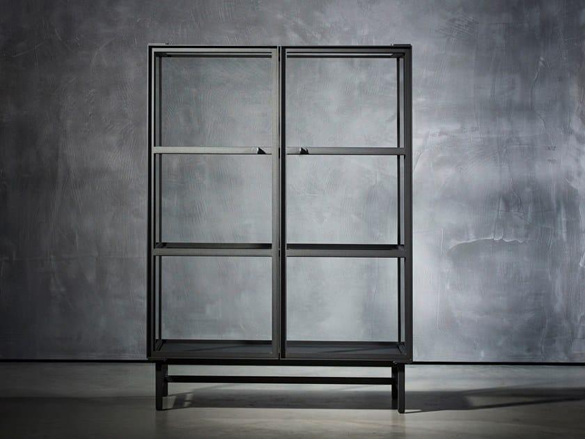 Metal display cabinet FINN by Piet Boon