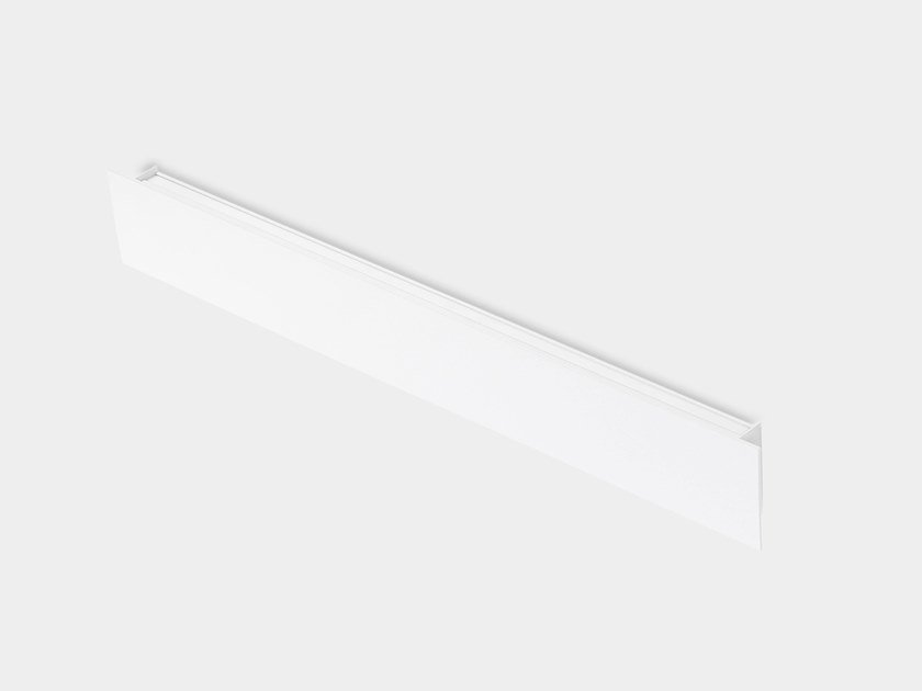 LED direct-indirect light wall lamp FINO by LEDS C4