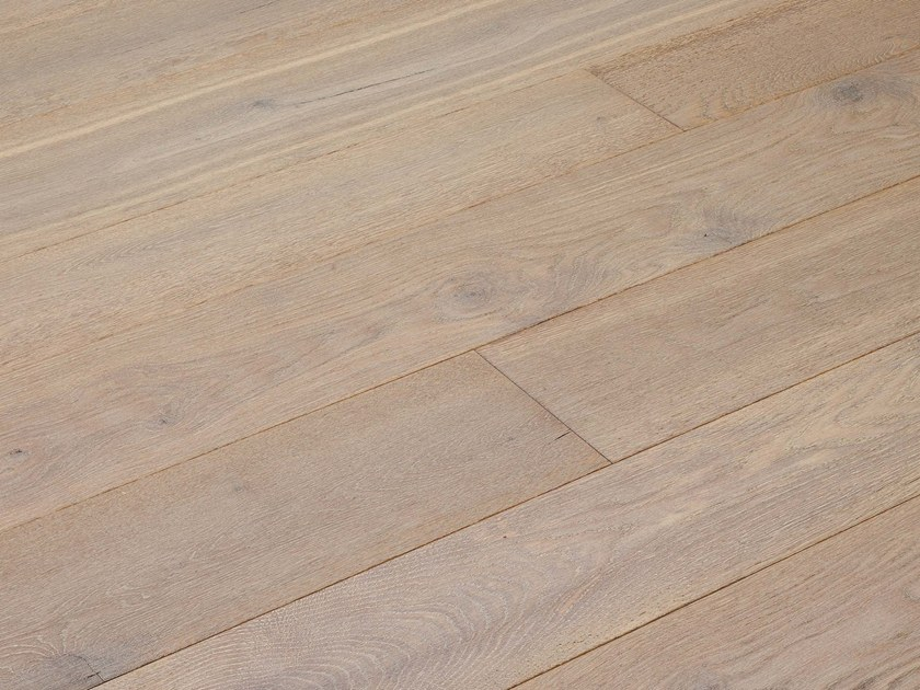 Brushed oak parquet FIOR D'ARGENTO by FIEMME 3000