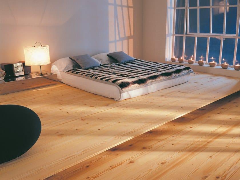 Fir flooring FIR WIDE-PLANK - NATURAL OIL by mafi