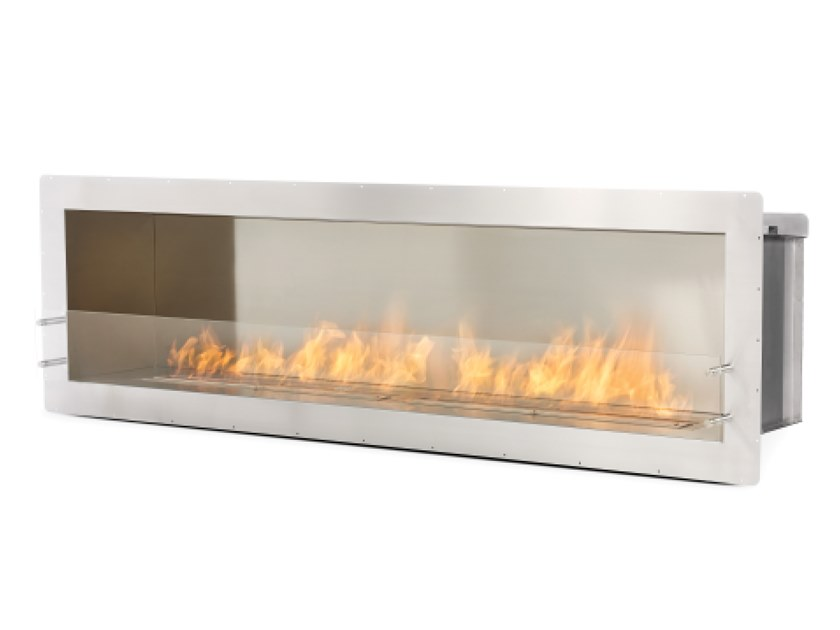 FIREBOX 2100SS Firebox 2100SS Premium Single Sided Fireplace Insert - Stainless Steel by EcoSmart Fire
