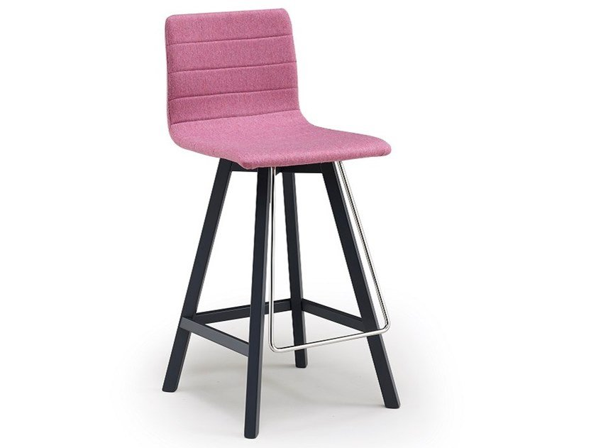 Upholstered stool FIRENZE | Stool by Natisa