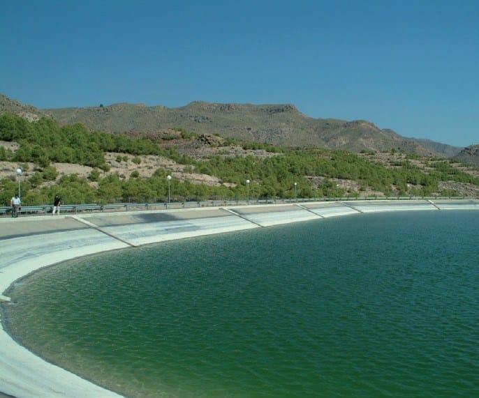 FIRESTONE GEOGARD™ EPDM Riserva per l'irrigazione, Spagna